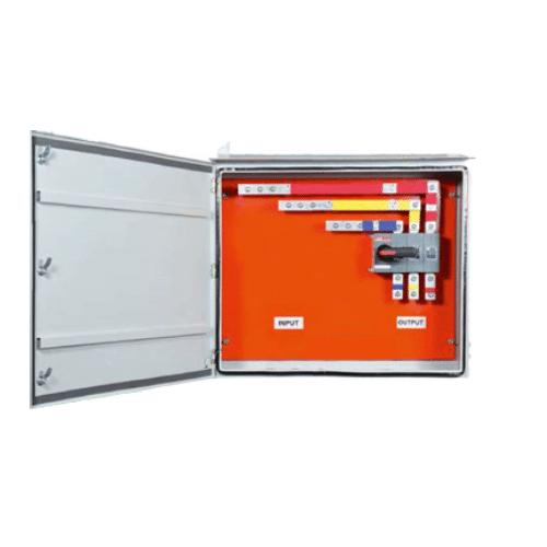 AC Monitoring box
