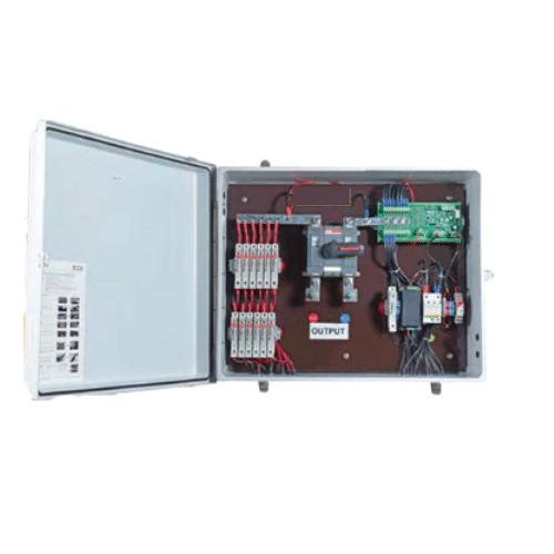 String monitoring box