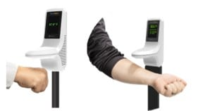Thermal Hand Scanner